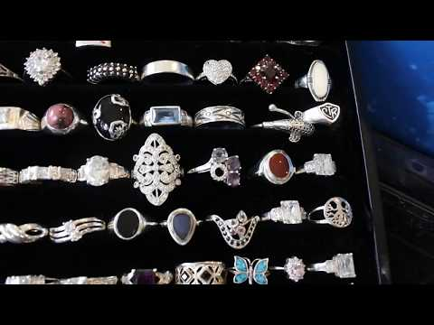 Cleaning Polishing Sterling Silver Jewellery Rings To Maximise Profits