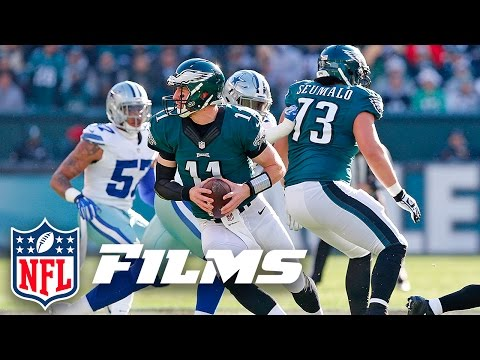 Carson Wentz Connects With Zach Ertz in the Clutch (Week 17) | NFL Turning Point