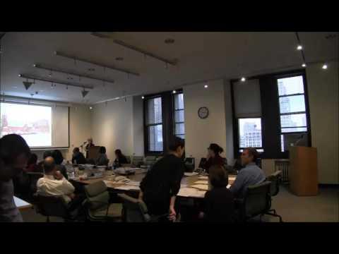 NYC Landmarks Preservation Commission Public Hearing November 15, 2016