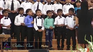 Children&#39s Choir - Medley