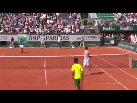 Kids' Day At French Open 2015 - Live Streaming - Roland Garros