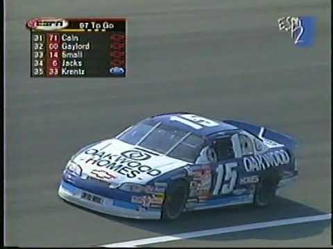 Winston West 1999 California 200