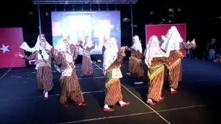 5. Kültür ve Sanat Şenliği - Muğla Yöresi Halkoyunları