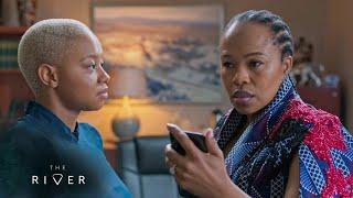 Tumi Shows Lindiwe the Video – The River | 1 Magic