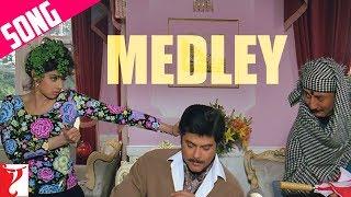 Medley Song | Lamhe | Anil Kapoor | Sridevi | Anupam Kher