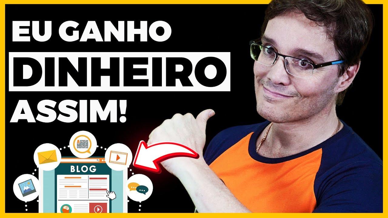 COMO GANHAR DINHEIRO COM BLOGS EM 2020 [renda passiva online]
