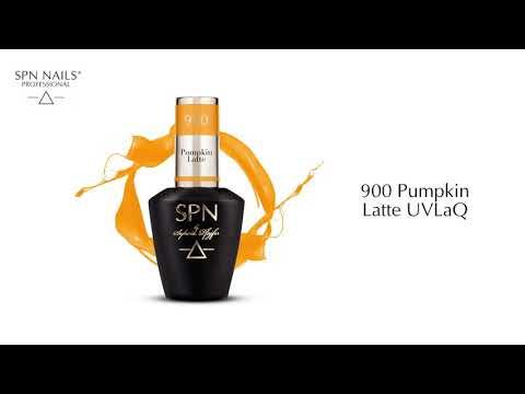 Video: 900 Pumpkin Latte UV LaQ 8ml