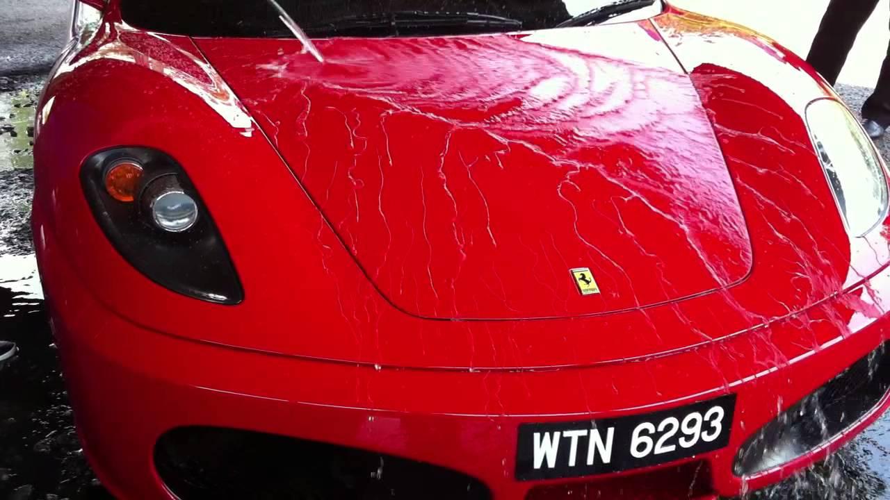 G Guard Car Polish, Detailing U0026 Coating Malaysia ( Ferrari F430 ) Kuala  Lumpur