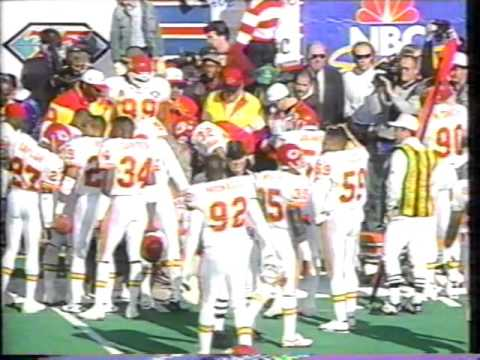 1994 - Week 9 - Kansas City Chiefs at Buffalo Bills