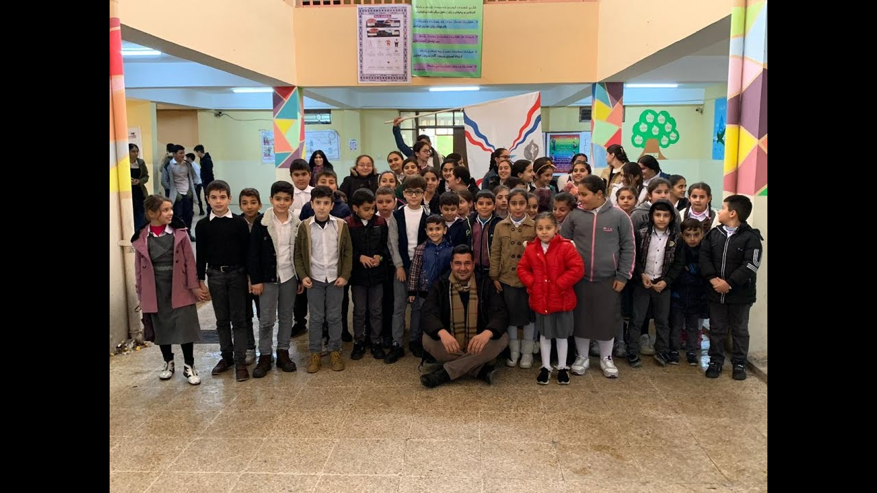 187 - Heaters, gas and fridge for the Bahra Syriac School in Semel