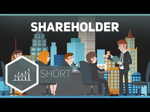 Shareholder - Grundbegriffe der Wirtschaft