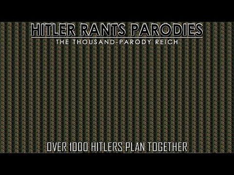Over 1000 Hitlers plan together