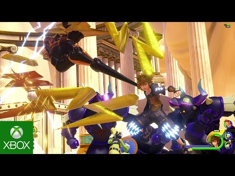 KINGDOM HEARTS III Orchestra Trailer