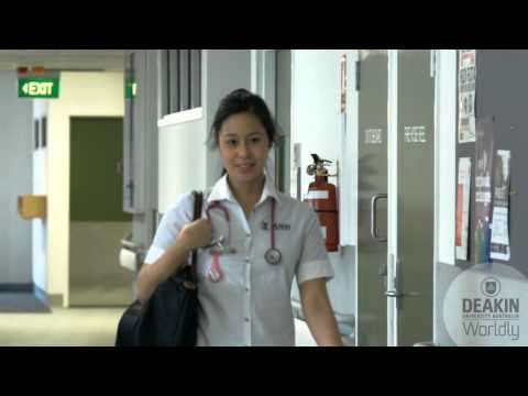 Nursing And Midwifery At Deakin
