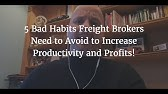 Freight Broker Sales Training - How to Convert 1 Customer into 10