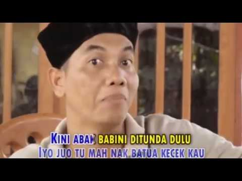 Lagu Minang Terbaru Mak Pono Jo Dinda Gonyek ~ Abak Ndak Babini (Full Album)