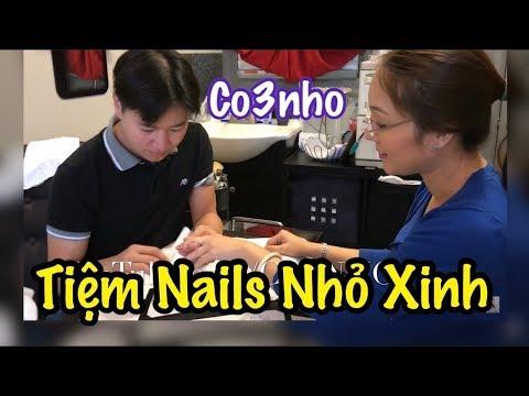 Tiệm Nails Nhỏ Xinh Ở Mỹ - Cuộc Sống Ở Mỹ - Co3nho 182
