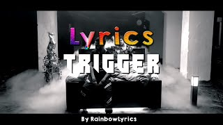 TRIGGER LYRICS - CARRYMINATI X VIBGYOR | RainbowLyrics