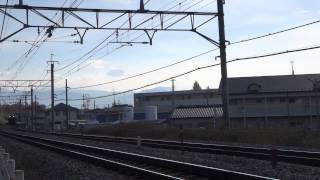 説明 EH200の単機…^^; 塩崎~韮崎間にて.