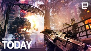 'Wolfenstein: Youngblood' lands on July 26  | Engadget Today thumbnail