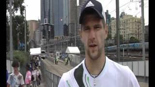 Jürgen Melzer Australian Open Nächster Gegner