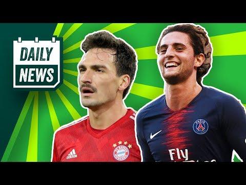 Hummels zu Chelsea? Hudson-Odoi zum FC Bayern? VfB baggert weiter an Phillip! Hannover 96 leiht aus