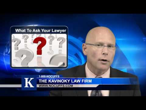 Top Questions to Ask Your Criminal Defense Lawyers