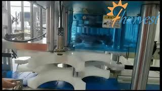 질소 플러싱 및 시밍 기계, 멜론 씨 캔 씰링 기계, …
