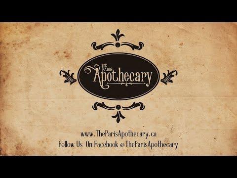 Intro To The Paris Apothecary