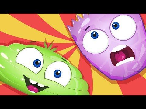 Оп и Боб — Сборник мультиков Разница для малышей — Все серии подряд (60 минут)