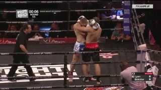 Vladimir Mineev vs Mihail Tuterev - 04/08/2014