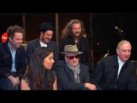 The New Basement Tapes puts music to Bob Dylan's lost lyrics