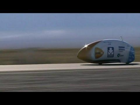 В Неваде установлен велорекорд скорости