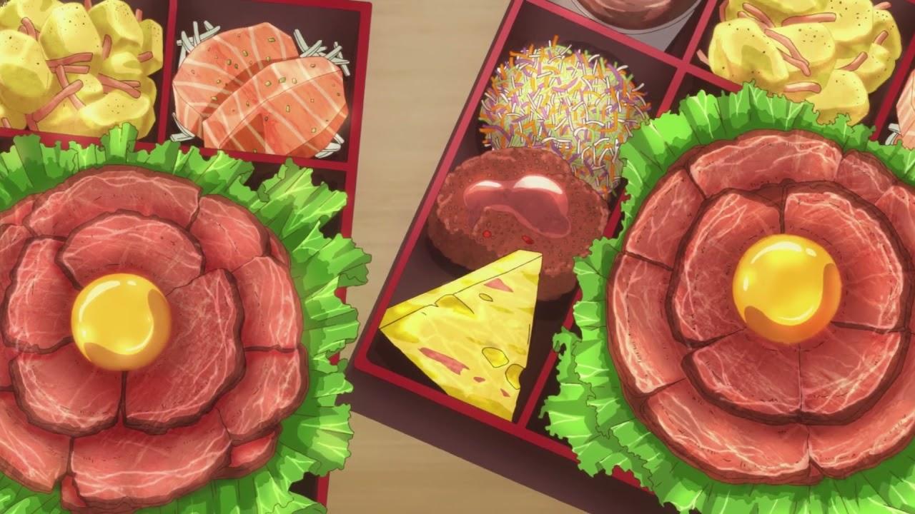 《崩壞3rd》動畫番「女武神餐桌」第二季第二話:完美的熔岩巧克力蛋糕(日配版)