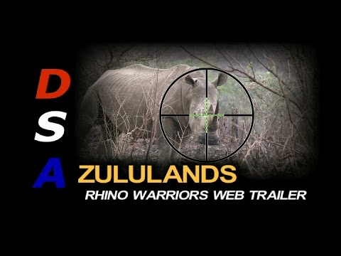 DSA, Inc Zululands Rhino Warriors Web TV Trailer