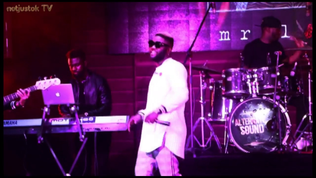 "Download NotjustOk TV: Skales, Mayorkun, Banky W, Praiz Shut Down ""Mr Love"" Album Party"