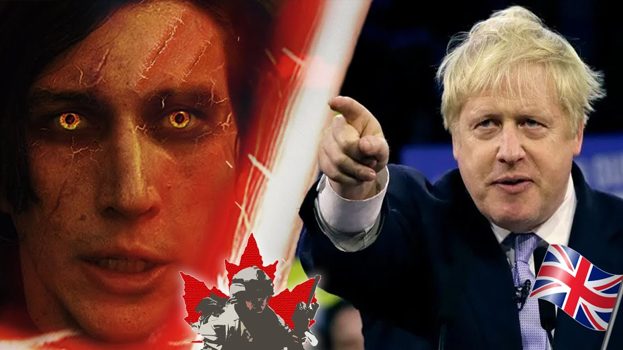 Conservative Victory of Boris Johnson, Britain | New Star Wars Movie 2019 The Rise of Skywalker
