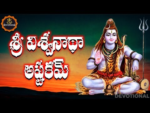 VISWANATHASHTAKAM WITH TELUGU LYRICS AND MEANINGS