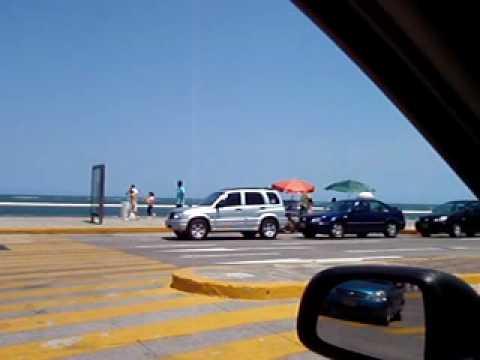 Malecon Veracruz Mexiico 2010