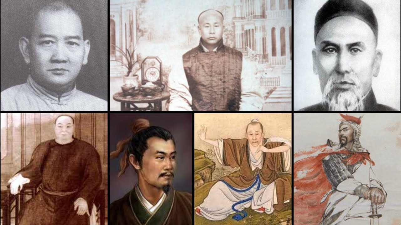 10 greatest kung fu masters who ever lived youtube