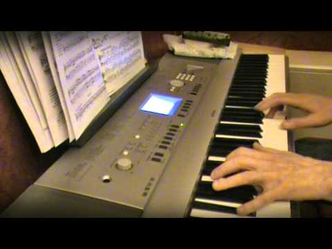 River Flows In You au piano dgx 640 de Yiruma