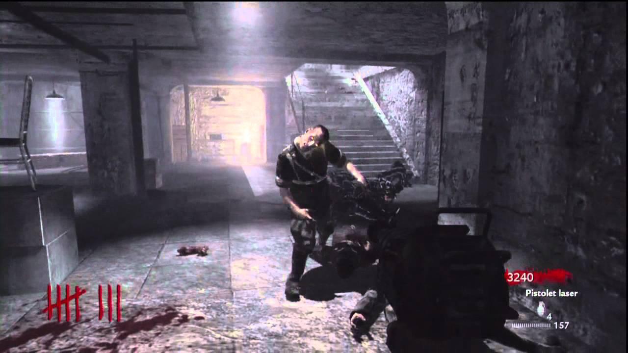 Cod 5: Zombie sur Nacht Der Untoten - YouTube