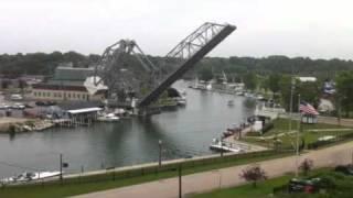 Bascule Lift Bridge, Ashtabula, Ohio