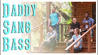 Daddy Sang Bass | Johnny Cash | VoicePlay A Cappella Cover
