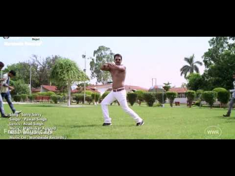 Sorry Sorry Kaha Taru ..super Star  Pawan Singh .