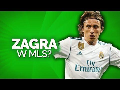 LUKA MODRI MOE ZAGRA W MLS! Kontrowersyjny Teodorczyk...