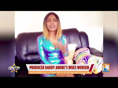 Daddy Andre touched 'my something something' without my concent.. another victim J Pafra narrates