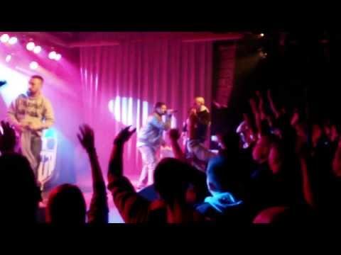 Bosca feat. Vega - Wieder unterwegs (Live in Mannheim)