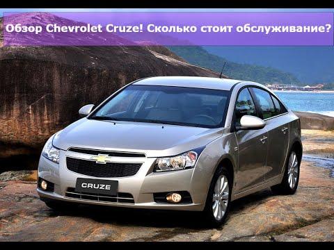 Обзор Шевроле Круз (Chevrolet Cruze). Сколько стоит содержать?