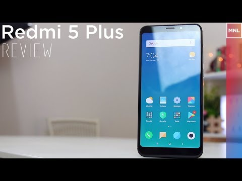 Xiaomi Redmi 5 Plus Review - The 18:9 Redmi Note 4X